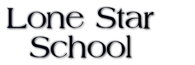 Lone Star School  Logo